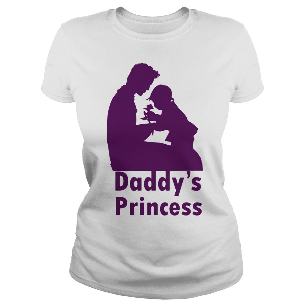 Daddy's Princess Ladies Tee