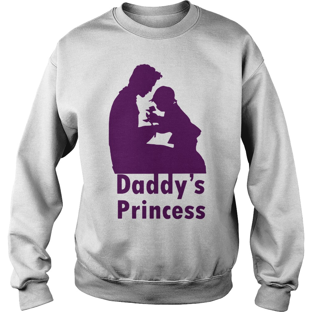 Daddy's Princess Sweatshirt