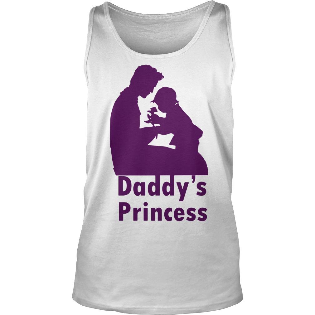 Daddy's Princess Tank Top