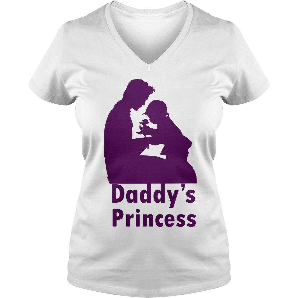 Daddy's Princess V Neck