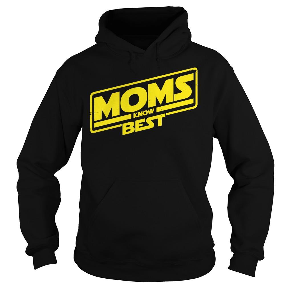 Moms Know Best Hoodie
