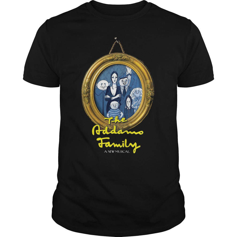 The Addams Family Musical Shirt