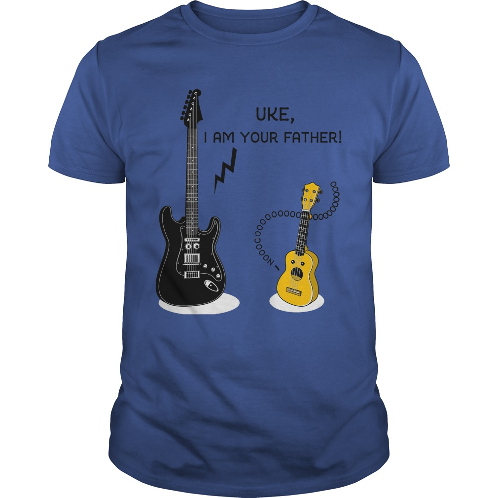 Uke, I Am Your Father Shirt