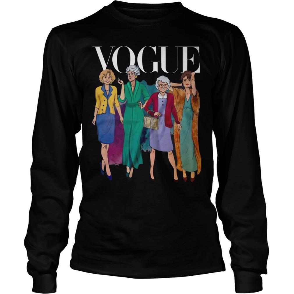 Vogue Golden Grandma Longsleeve