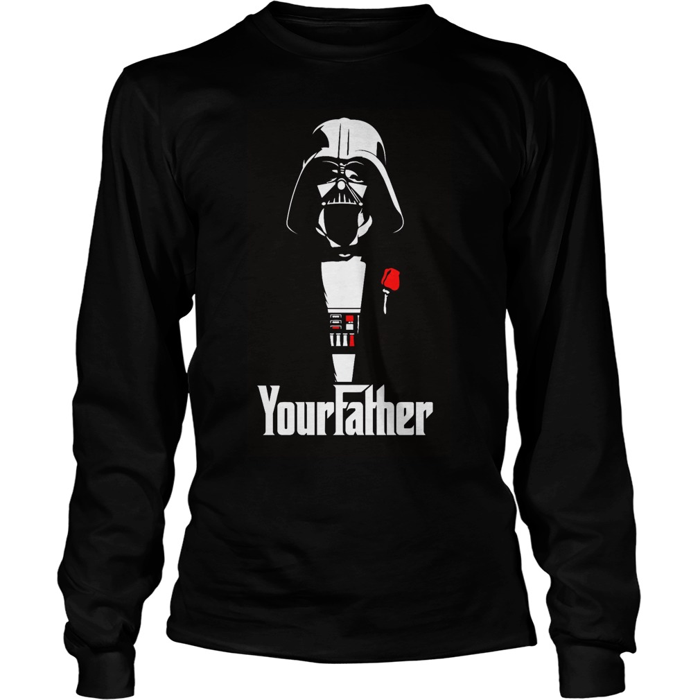 Your Father Star Wars Longsleeve