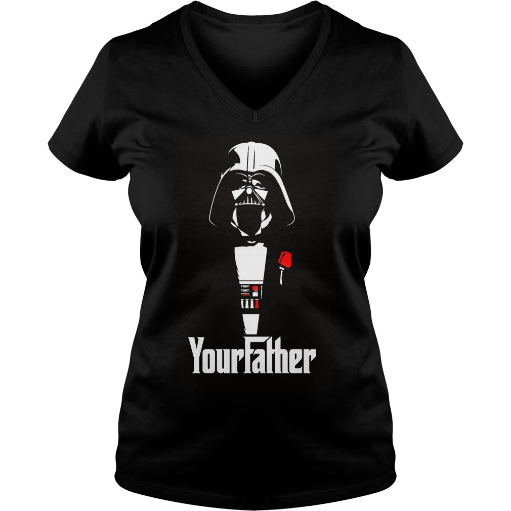 Your Father Star Wars V Neck