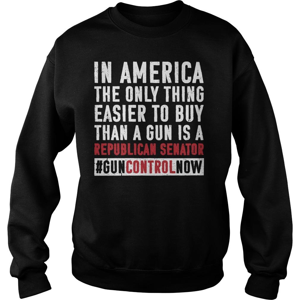 Anti Gun School Walkout Ban Assault Weapons Sweater