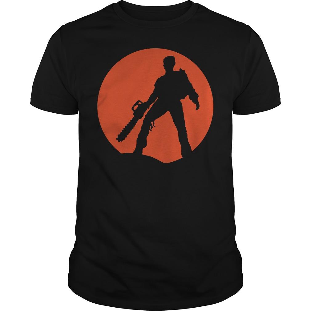 Ash Vs The Evil Dead Shirt