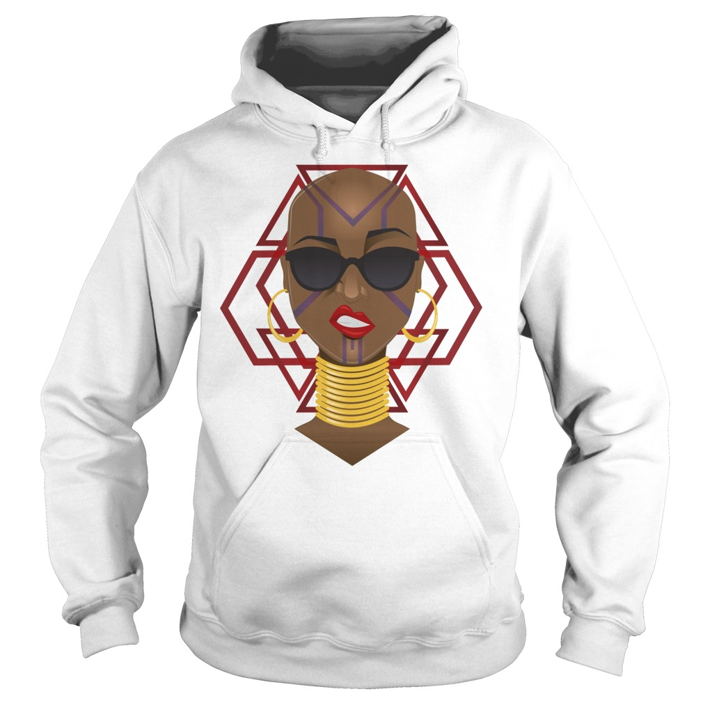 Dora Milaje Move Or You Will Be Moved Hoodie