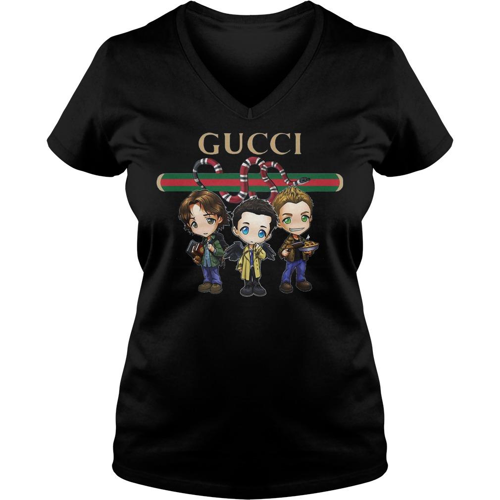 Official Gucci Supernatural V Neck