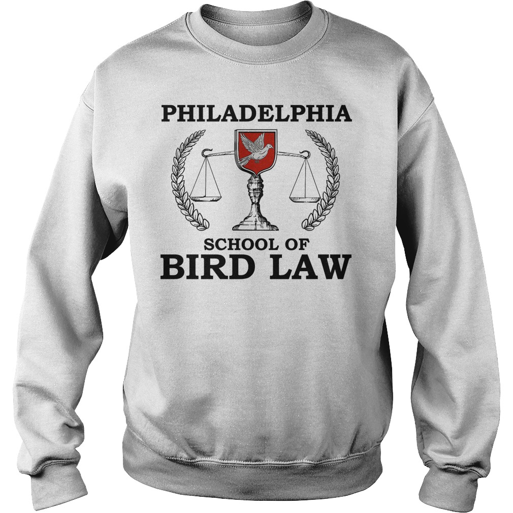 Philadelphia School Of Bird Law Sweater