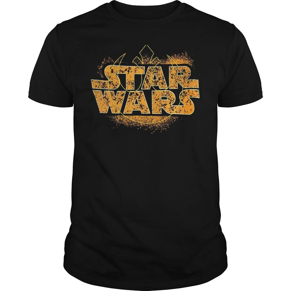 Star Wars Logo Ringer Shirt