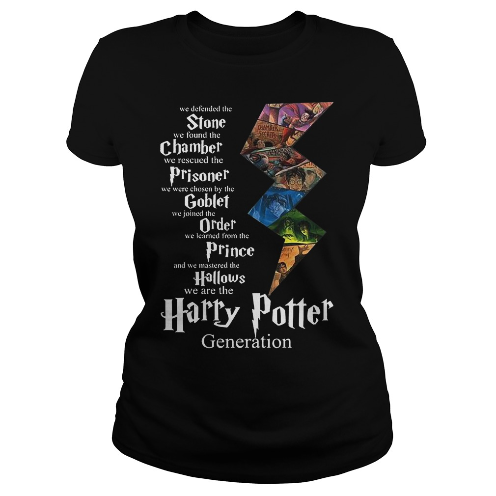 Stone Chamber Prisoner Goblef Prince Hallows Harry Potter Ladies