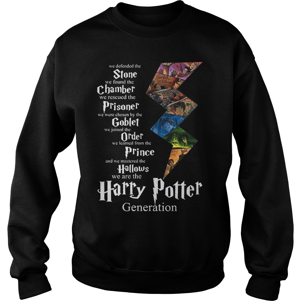 Stone Chamber Prisoner Goblef Prince Hallows Harry Potter Sweater