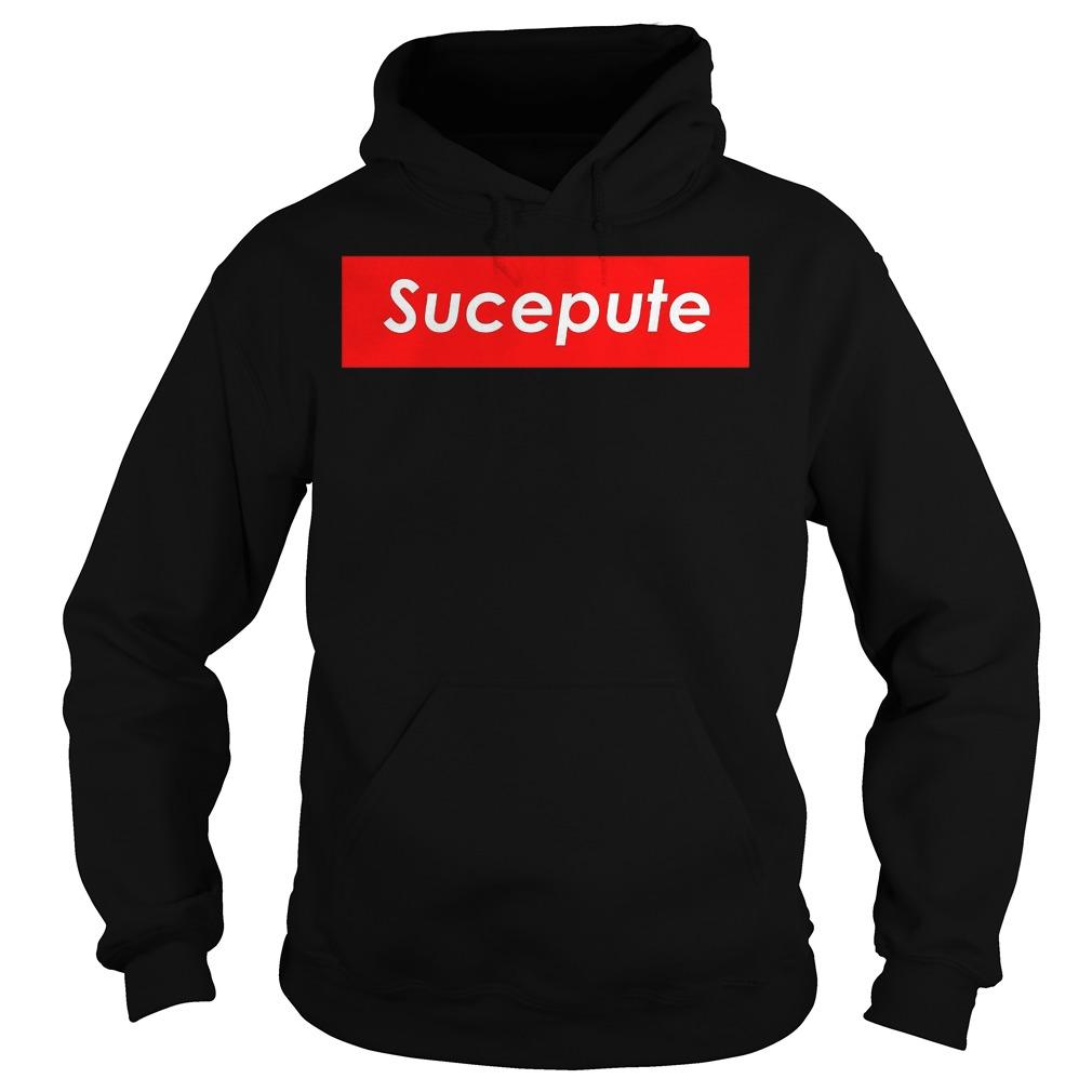 Sucepute Supreme Hoodie