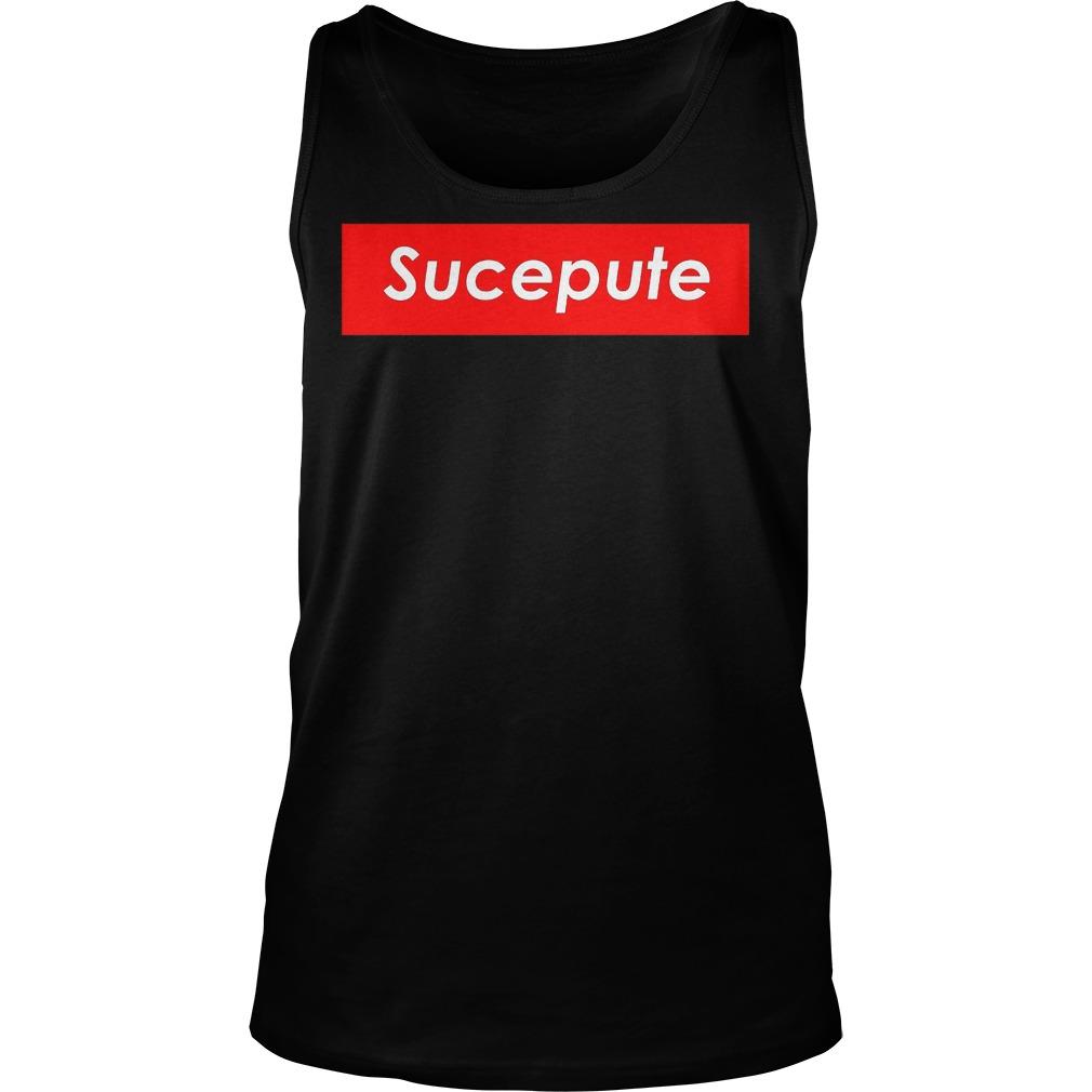 Sucepute Supreme Tanktop