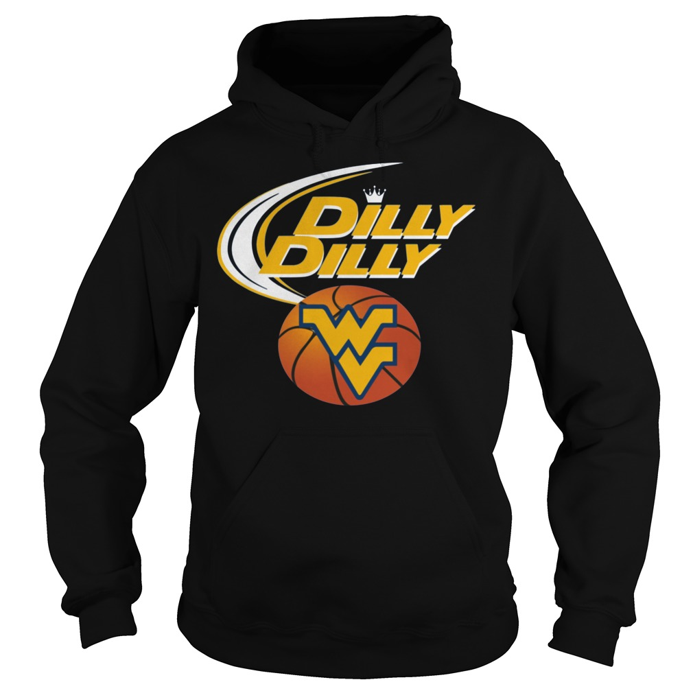 West Virginia Mountaineers Dilly Dilly Hoodie
