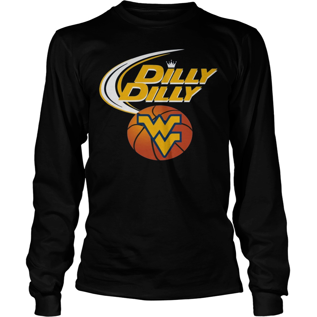 West Virginia Mountaineers Dilly Dilly Longsleeve