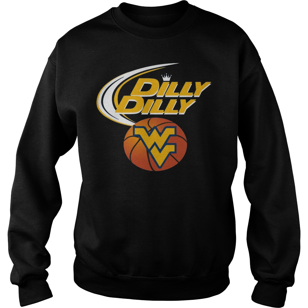 West Virginia Mountaineers Dilly Dilly Sweater