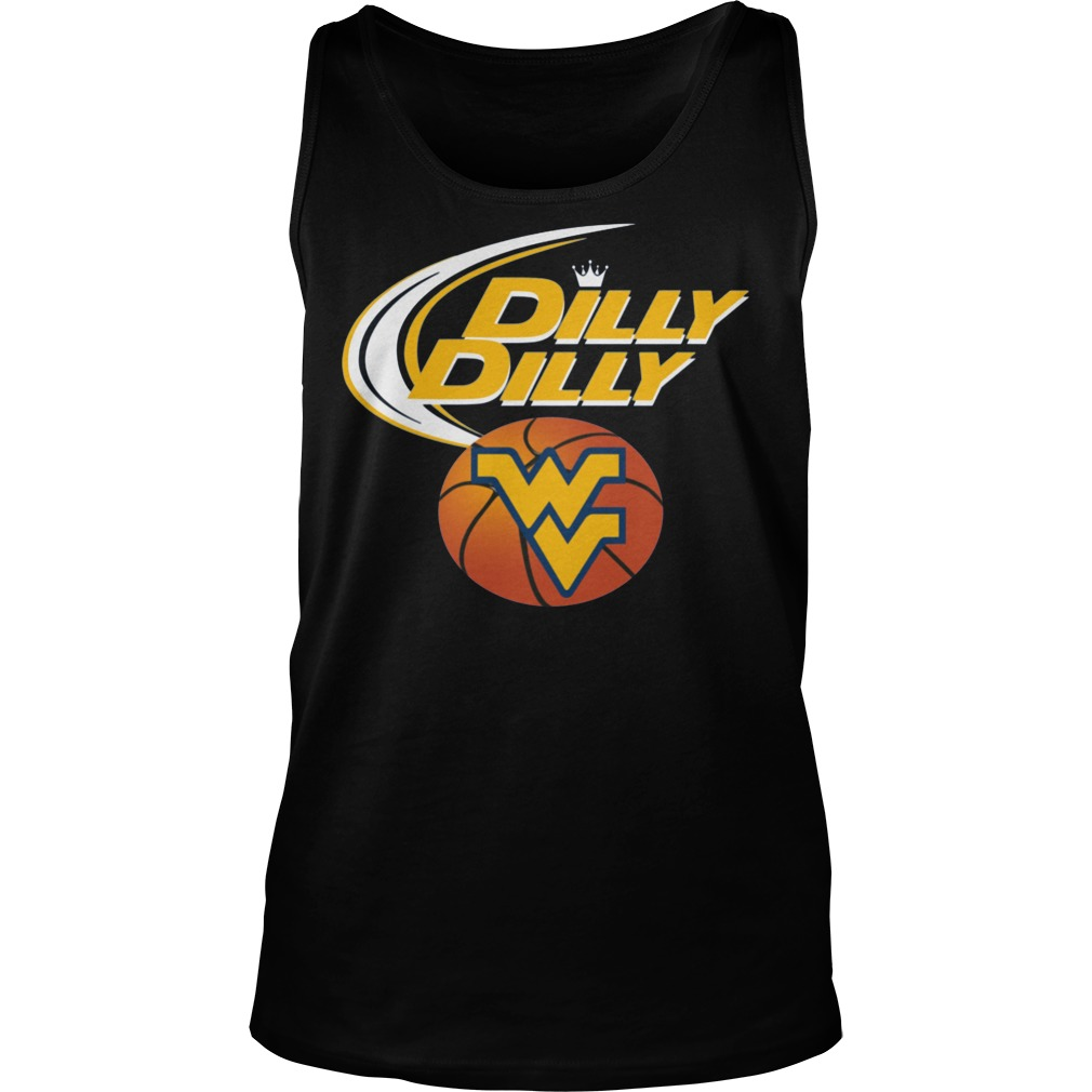West Virginia Mountaineers Dilly Dilly Tanktop