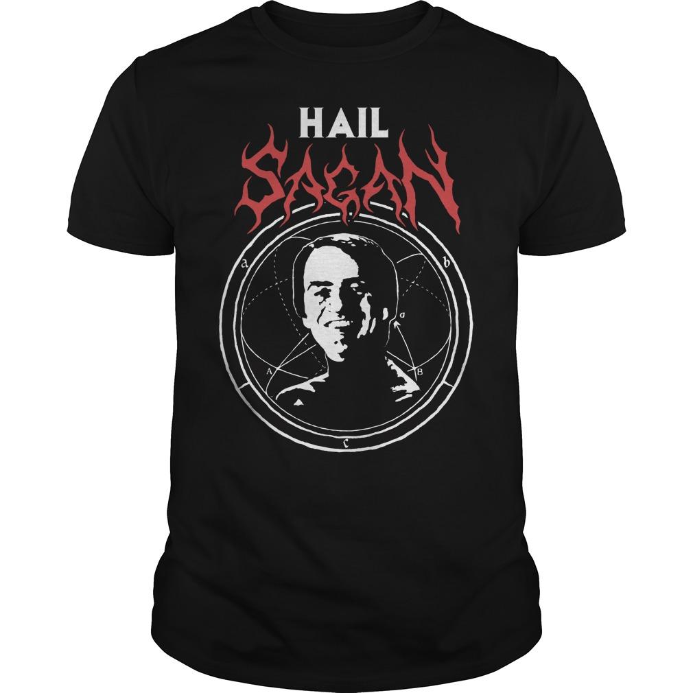 Hail Sagan Camiseta Shirt