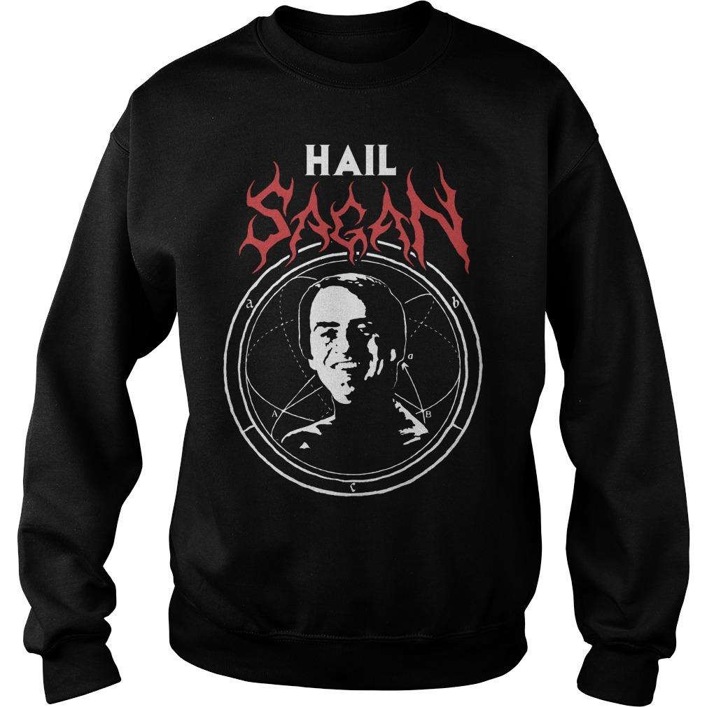 Hail Sagan Camiseta Sweater