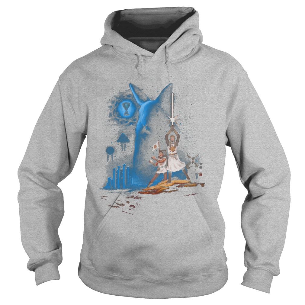 Monty Python And The Holy Grail Wars Hoodie