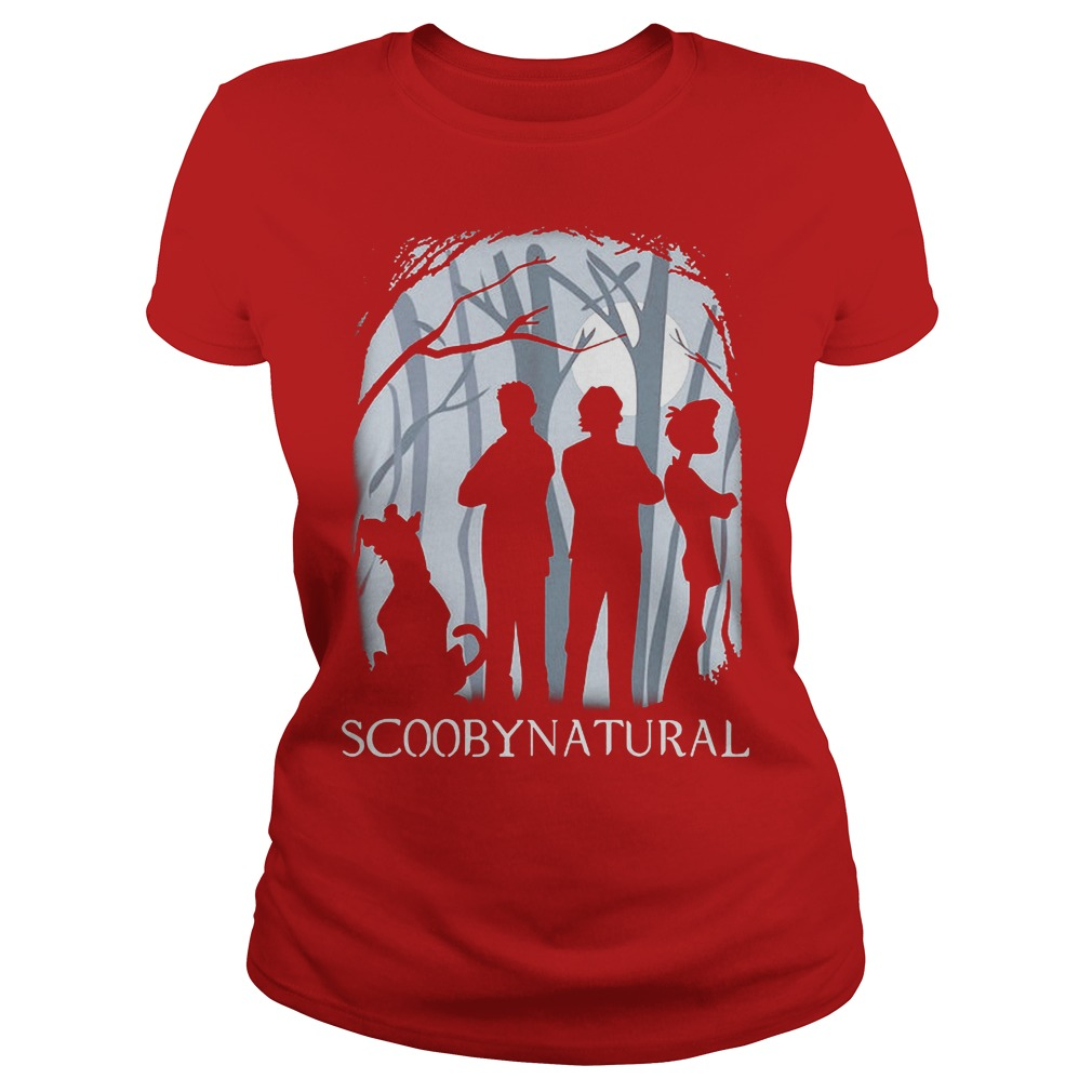 Scooby Natural In The Forest Ladies