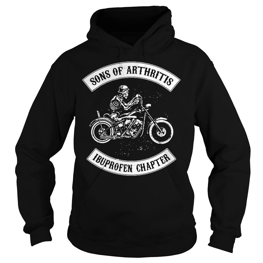 Sons Of Arthritis Ibuprofen Chapter Hoodie