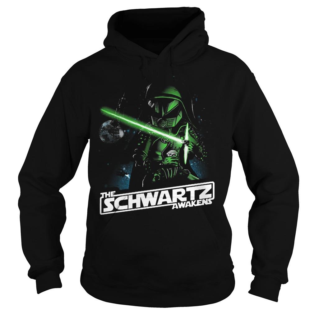 The Schwartz Awakens Darth Vader Hoodie