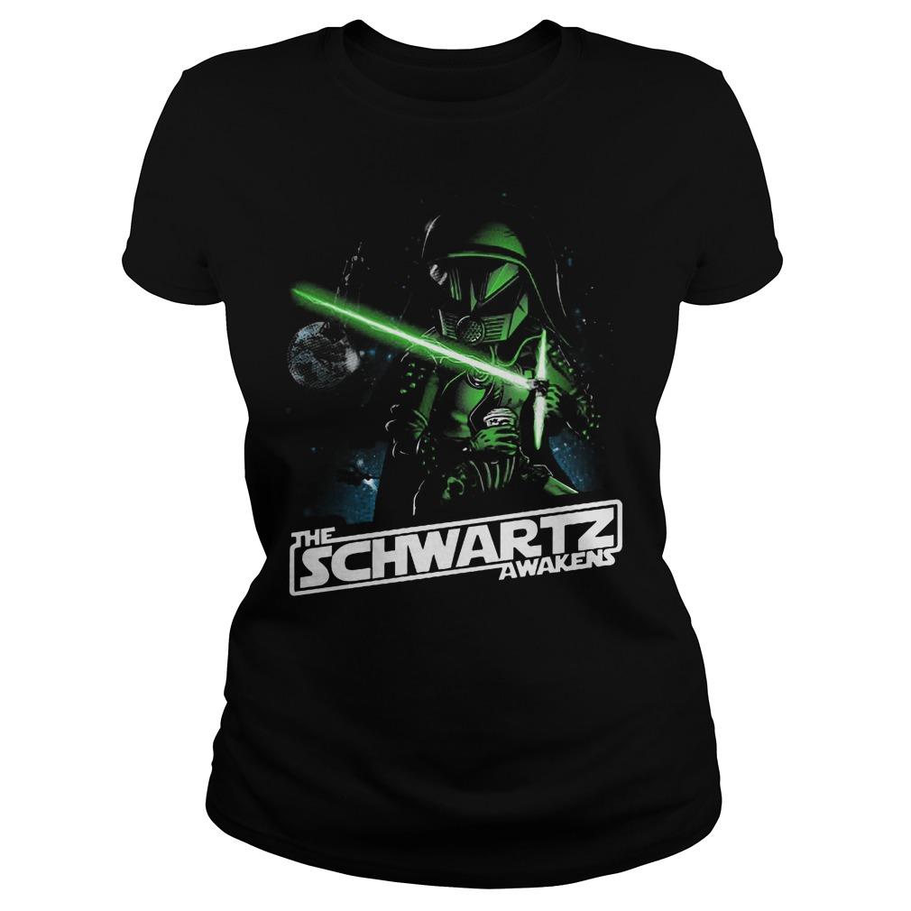 The Schwartz Awakens Darth Vader Ladies