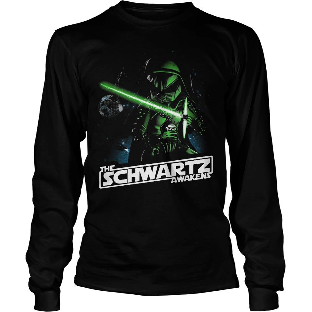 The Schwartz Awakens Darth Vader Longsleeve