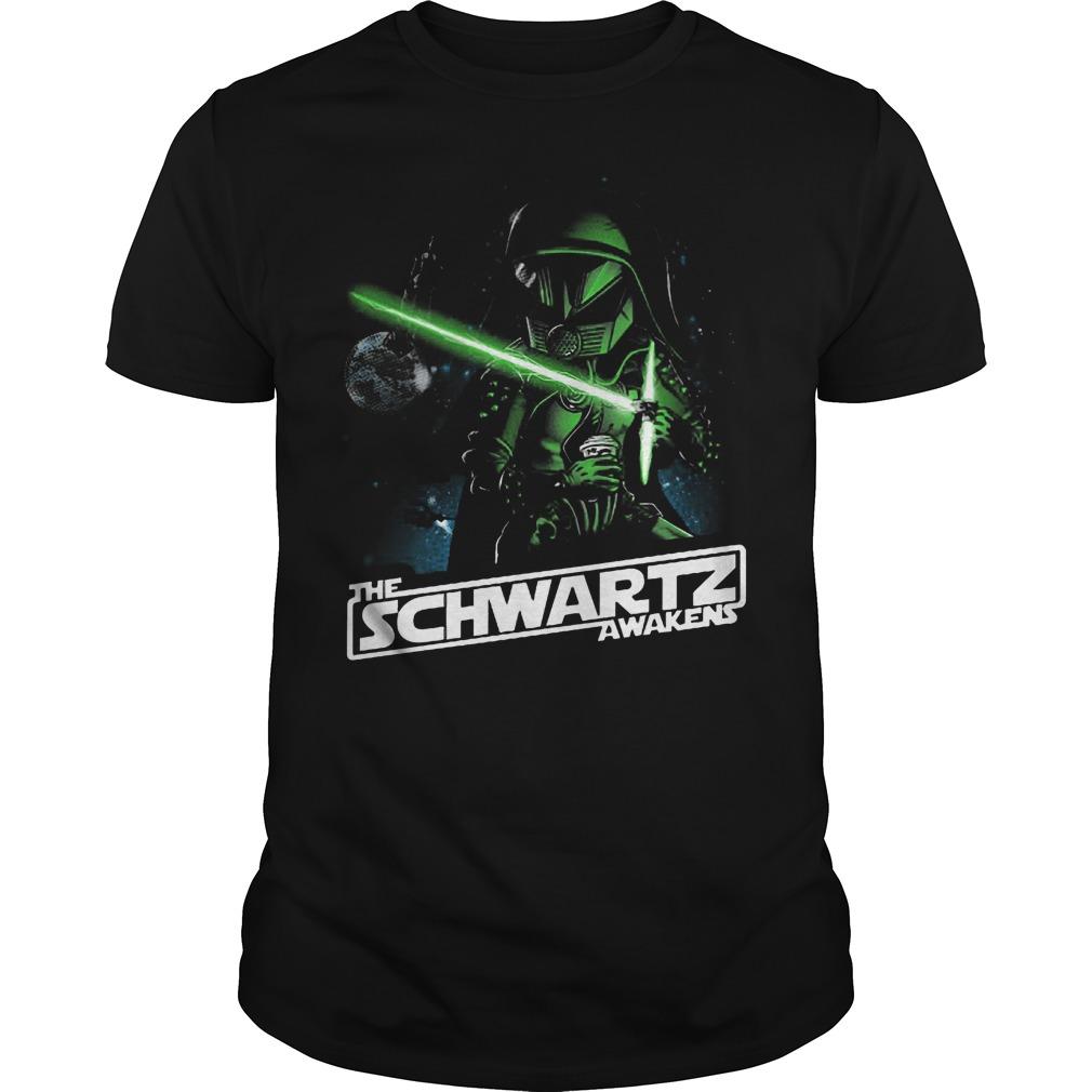 The Schwartz Awakens Darth Vader Shirt