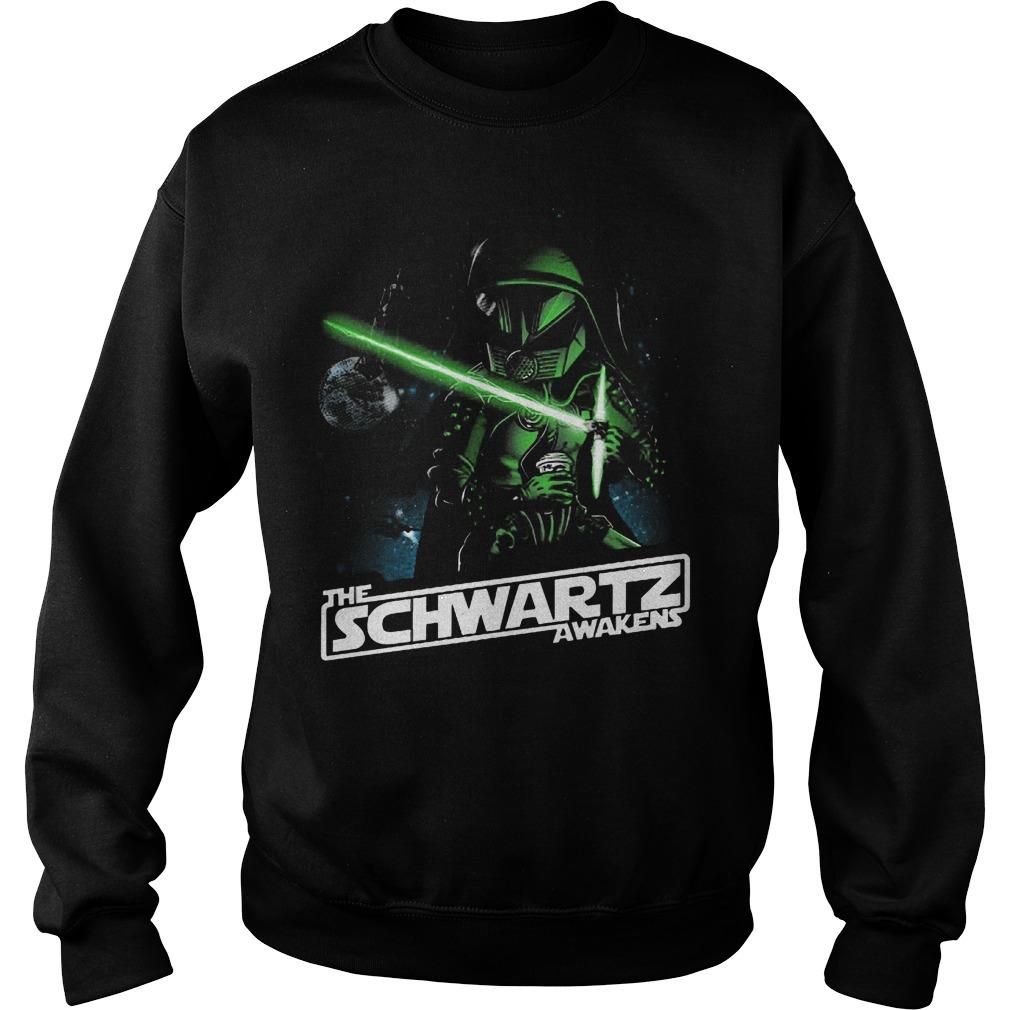 The Schwartz Awakens Darth Vader Sweater