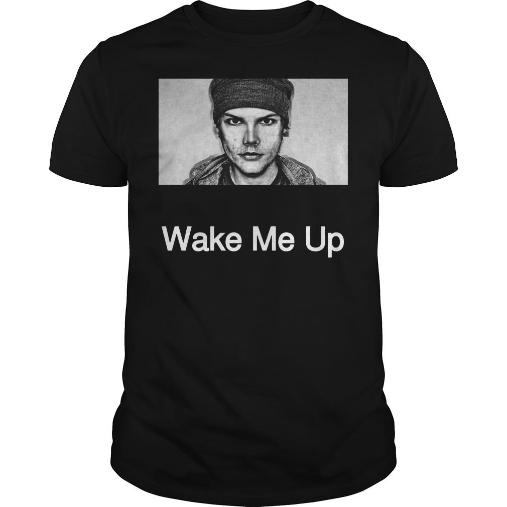 Wake Me Up Avicii Shirt