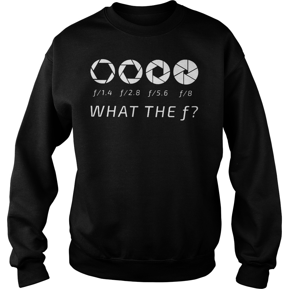 What The F Question Sweater