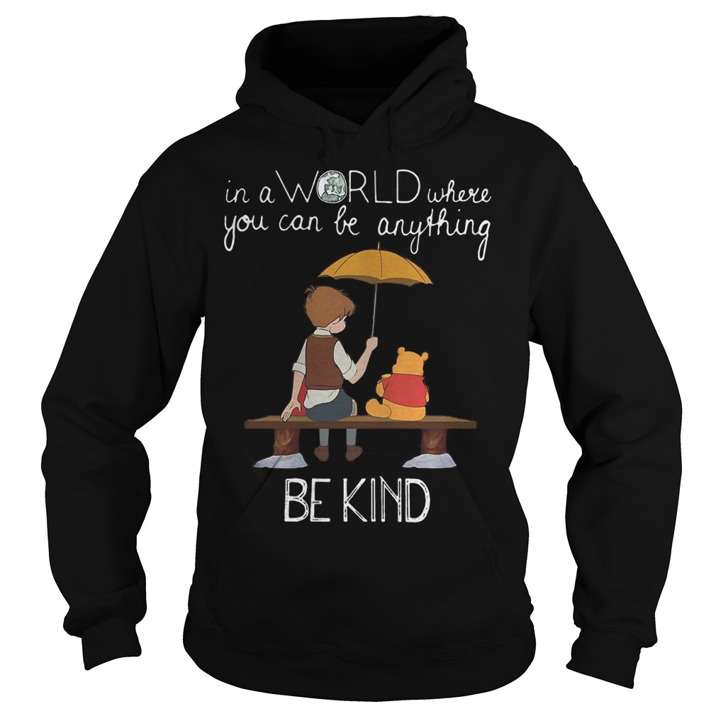 Disney Christopher Robin And Pooh Best Friend Forever Hoodie