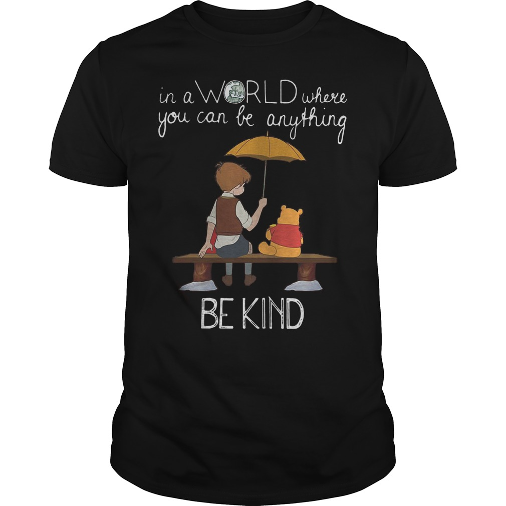 Disney Christopher Robin And Pooh Best Friend Forever Shirt