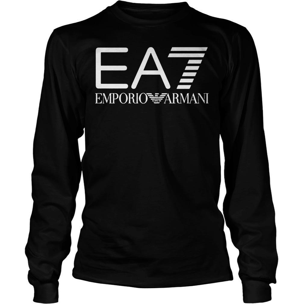Emporio Armani Ea7 Longsleeve
