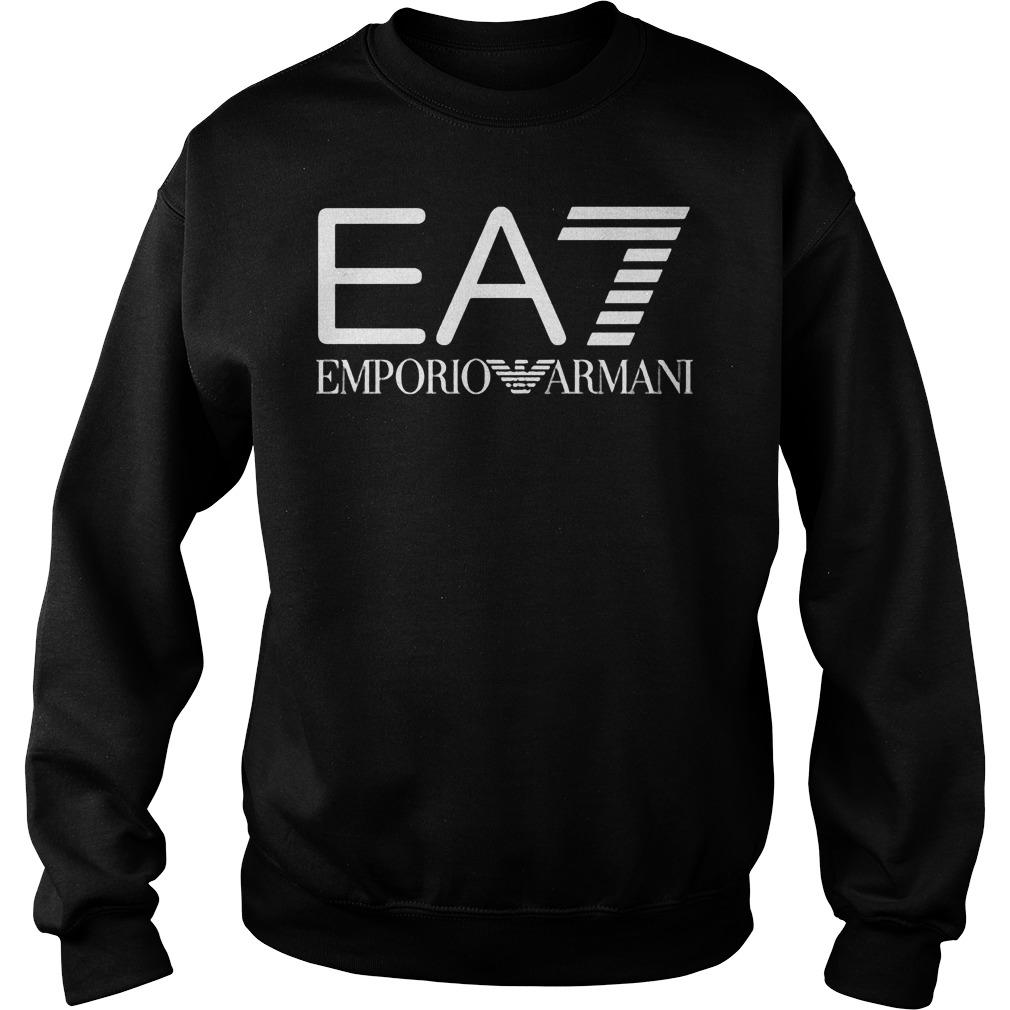 Emporio Armani Ea7 Sweater