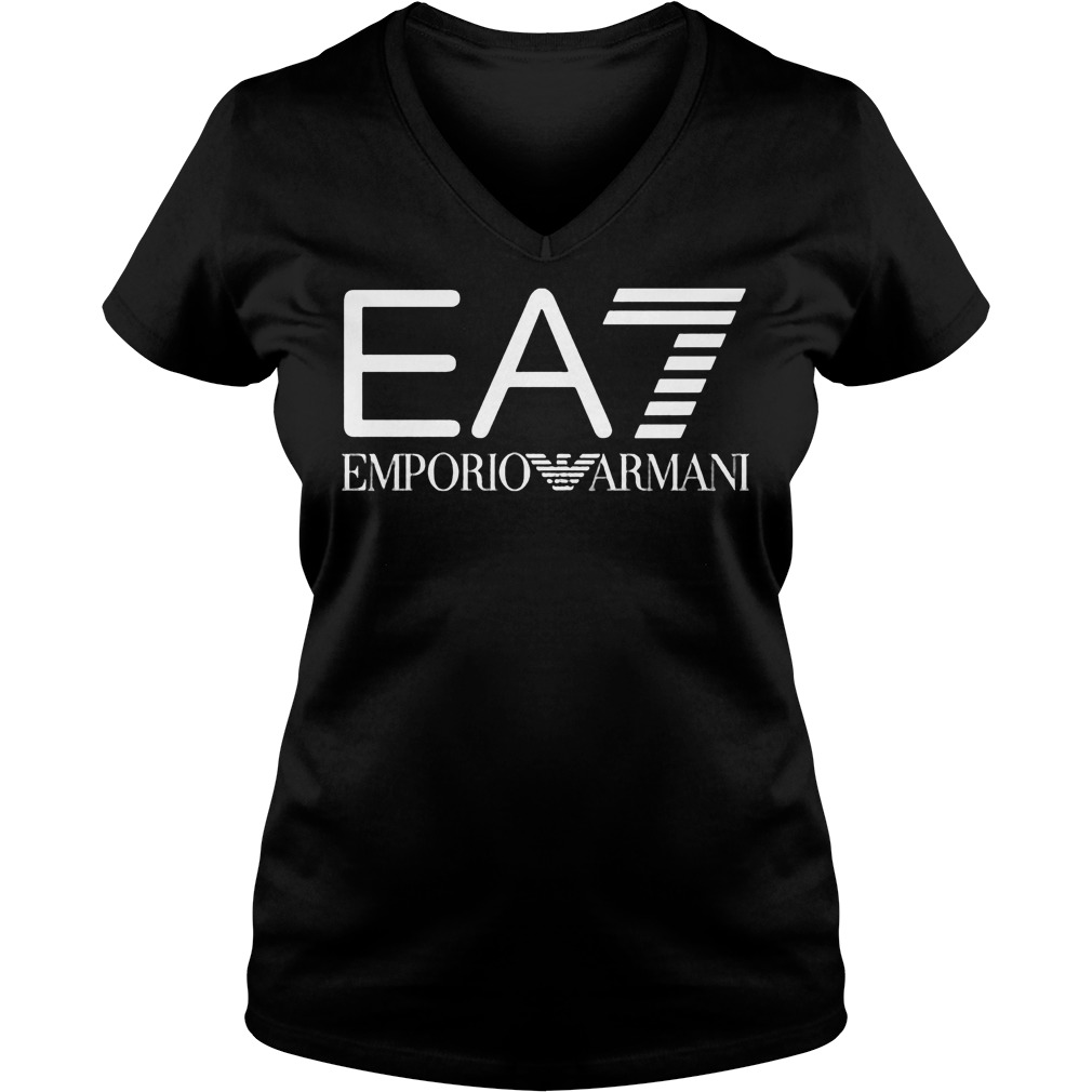 Emporio Armani Ea7 V Neck