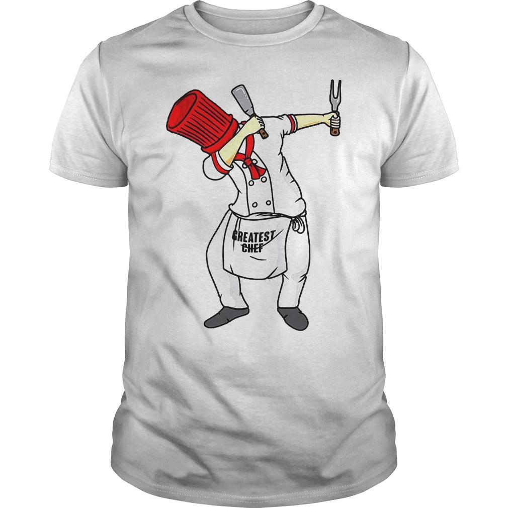 Greatest Chef Dabbing Shirt