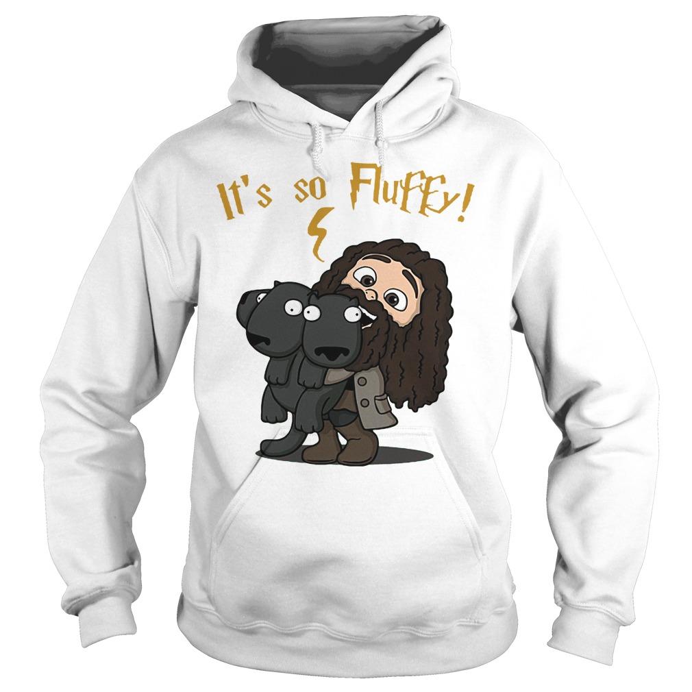 It's So Fluffy Hoodie