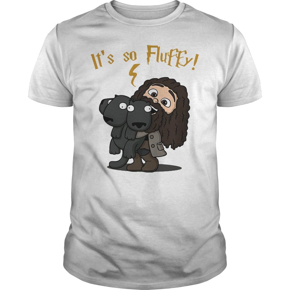 It's So Fluffy Shirt