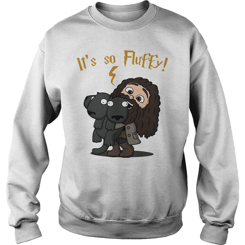 It's So Fluffy Sweater