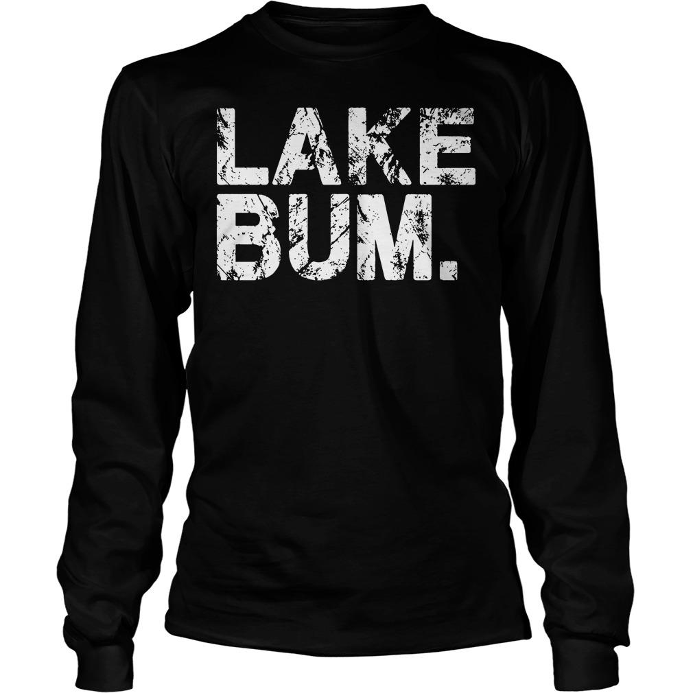 Lake Bum Longsleeve