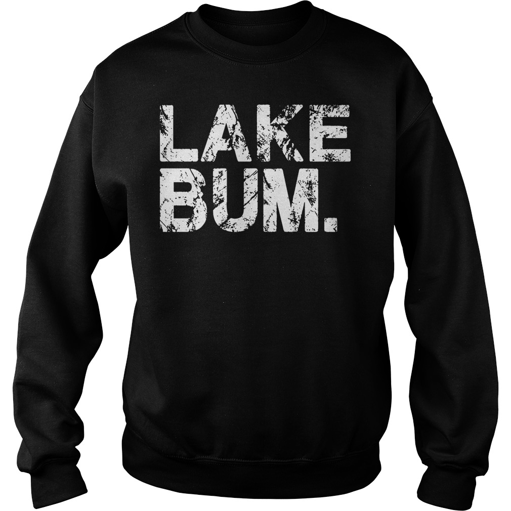 Lake Bum Sweater