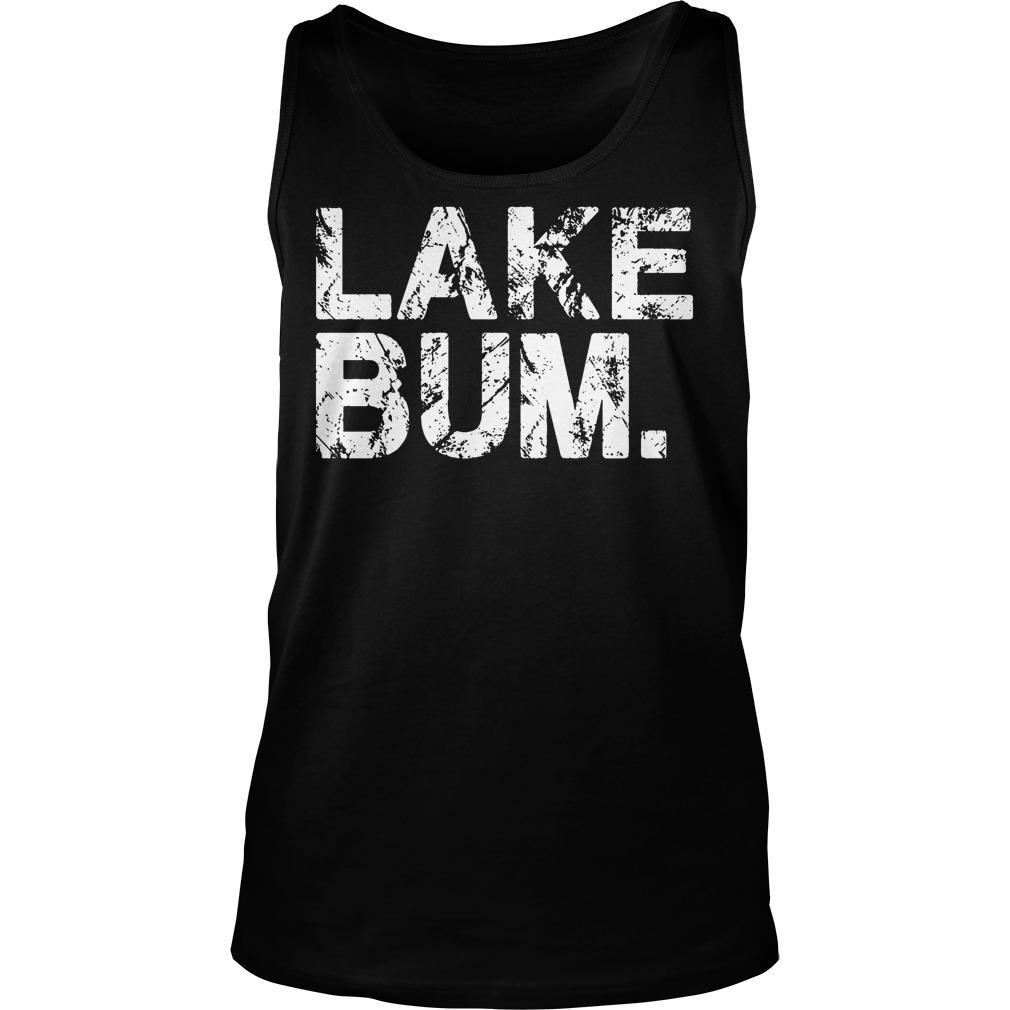 Lake Bum Tanktop