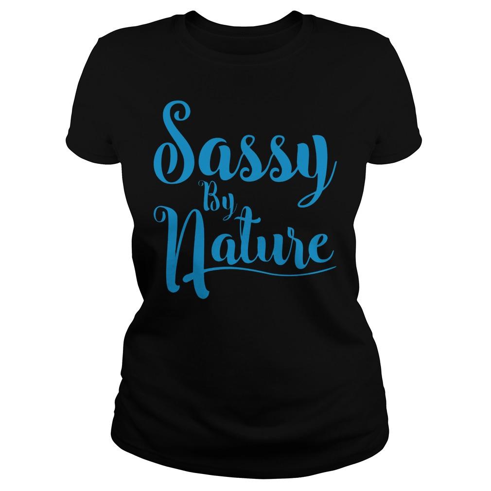 Sassy By Nature Ladies