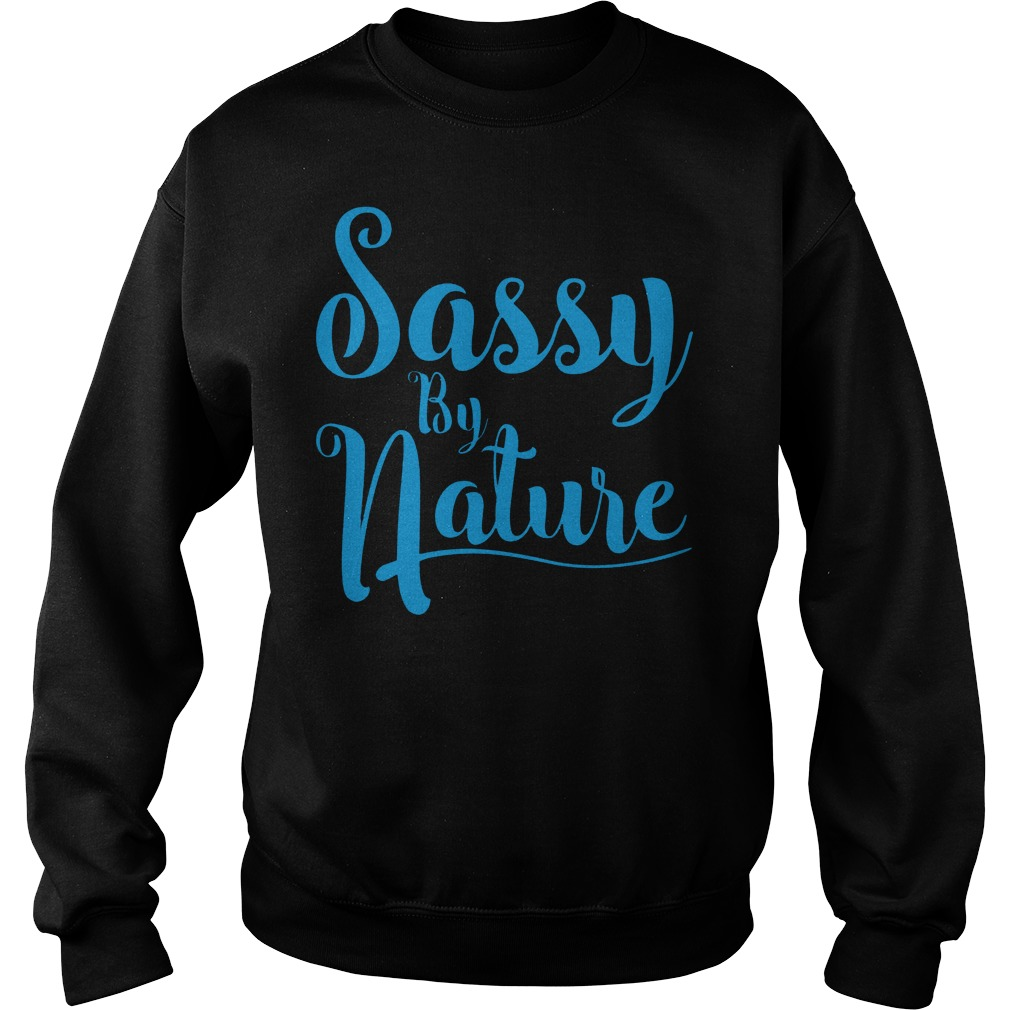 Sassy By Nature Sweater